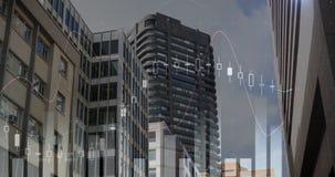 Gráficos y edificios 4k