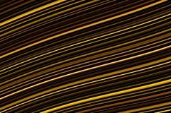 Grâce de la géométrie - en or. Photographie stock libre de droits