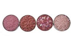 Grânulo cor-de-rosa foto de stock royalty free