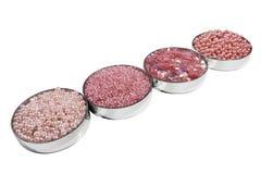 Grânulo cor-de-rosa fotografia de stock royalty free