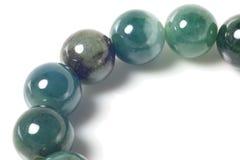 Grânulo do jade Imagens de Stock