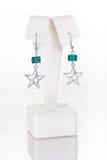 Grânulos, beadworks no branco Imagem de Stock Royalty Free