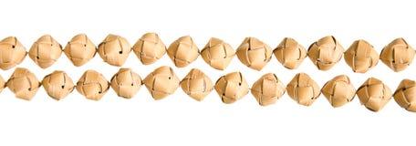 Grânulos da casca de vidoeiro Imagem de Stock Royalty Free