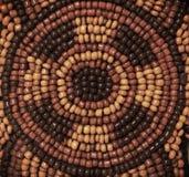 Grânulos da semente do teste padrão Fotos de Stock