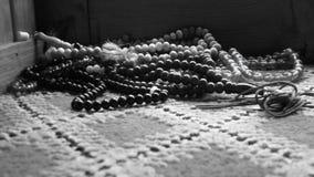 Grânulos de orações em Turquia Imagens de Stock Royalty Free