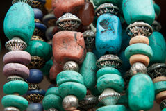Grânulos de pedra Fotografia de Stock