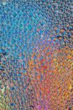 Grânulos de vidro polarizados Imagens de Stock Royalty Free