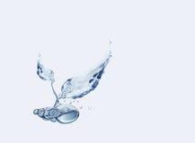 Grão da água Imagem de Stock
