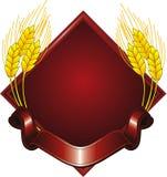 Grão do logotipo Foto de Stock