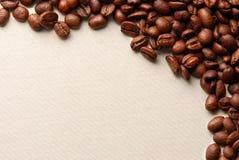 Grãos de café Imagens de Stock Royalty Free