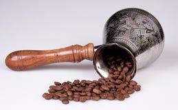 Grãos de café, Fotografia de Stock