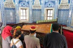 Gräber der Sultane Juli 2012 Lizenzfreie Stockfotografie