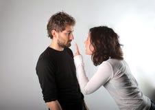 gräla Fotografering för Bildbyråer