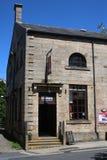 Gränden Lancaster för hed för hertigteaterbyggnad royaltyfri fotografi