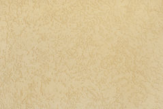 Gräns - packad vägg för guling med en modell Arkivbilder