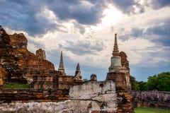 Gränsmärke av Thailand Royaltyfri Fotografi