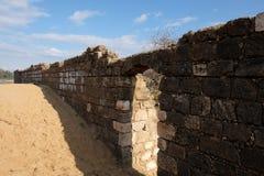 Gränsmärke för Reuven gravvalvklosterbroder Arkivbild