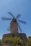 Gränsmärke - monument - villa - semester - Spanien Arkivfoton