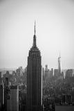 Gränsmärken av Manhattan Royaltyfria Bilder