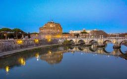 Gränsmärken och historiskt fördärvar i Rome, Italien arkivfoto