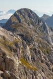 Gräs- brant bergsidaVrh för MiÅ ¡ elj arkivfoton