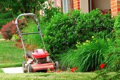 gräsklippare Royaltyfria Bilder