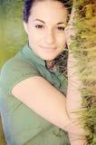 gräskvinnor Royaltyfri Foto