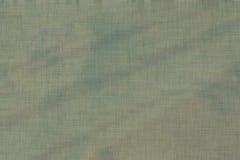 Gräsplan bläckad ner säckvävtextur eller bakgrund royaltyfri foto