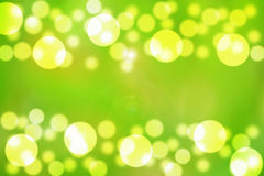 Gräsplan bubblar Arkivbilder
