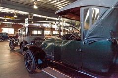 Gräsplan Franklin 1916 Royaltyfria Foton