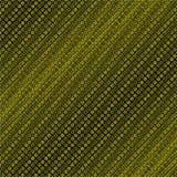 Gräsplan och svartcirklar texturerade bakgrund Arkivbild