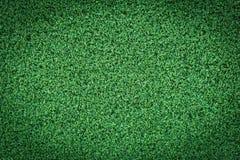 Grästextur eller gräsbakgrund grönt gräs för golfbana, fotbollfält eller design för sportbakgrundsbegrepp arkivfoto