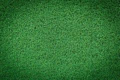 Grästextur eller gräsbakgrund grönt gräs för golfbana, fotbollfält eller design för sportbakgrundsbegrepp royaltyfri bild