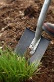 gräva Fotografering för Bildbyråer
