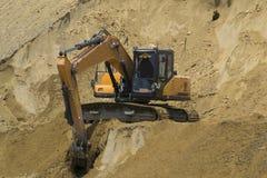 Gräva för bil Arkivfoton