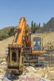 grävare Royaltyfria Bilder