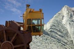 grävarehjul Royaltyfri Fotografi