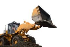 grävskopor Arkivbilder