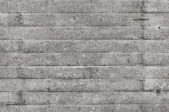 Grå betongvägg Royaltyfri Foto