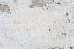 Grå betongvägg med grunge för abstrakt bakgrund Royaltyfri Foto