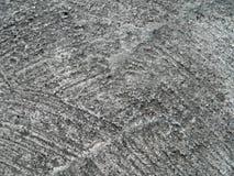 Grå cementtextur Royaltyfri Foto