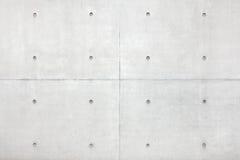 Grå cementvägg Fotografering för Bildbyråer