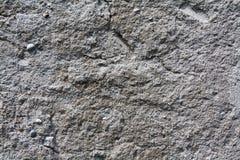 Grå cementväggtextur. Fotografering för Bildbyråer