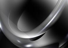 grå cirkel Arkivfoton
