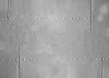 Grå färg belägger med metall väggbakgrund texturerar Royaltyfri Fotografi
