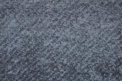 Grå färg betongväggnärbild, har en mycket intressant textur arkivfoto