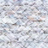 Grå färg-vit abstrakt bakgrund av genomskinliga trianglar Arkivbilder