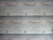 Grå färger gjorde randig den bekymrade wood effekttapeten Royaltyfri Fotografi