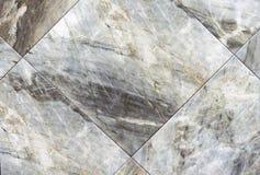 Grå färger marmorerar tegelplattan Bakgrund och textur av marmor fotografering för bildbyråer