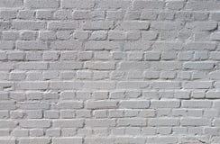 Grå färgtegelstenvägg arkivbilder